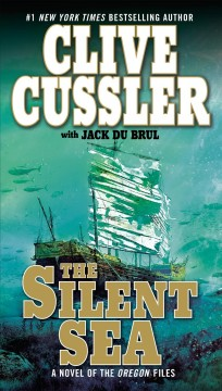 The silent sea cover image