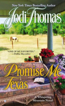 Promise me Texas cover image
