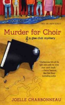 Murder for choir cover image