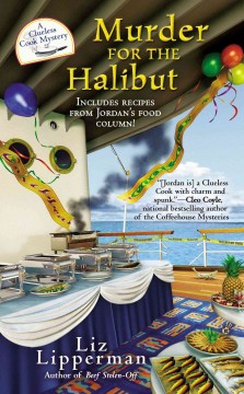 Murder for the halibut cover image