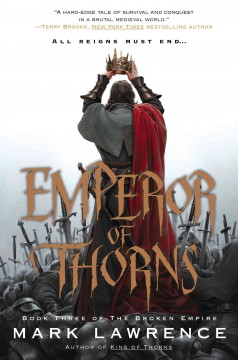 Emperor of thorns cover image