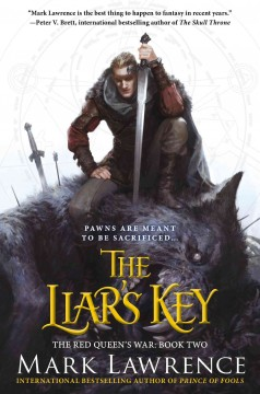 The liar's key cover image