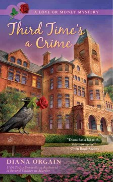 Third time's a crime cover image