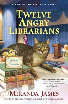 Twelve angry librarians cover image