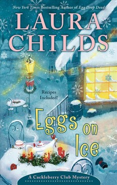 Eggs on ice cover image