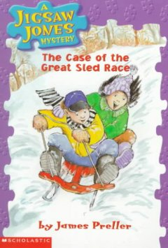 The case of the great sled race cover image