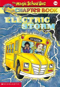 Electric storm cover image