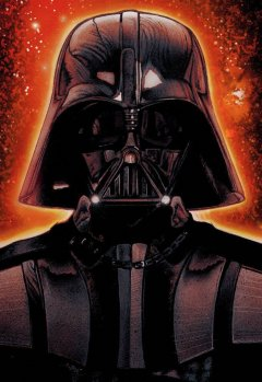 The rise and fall of Darth Vader cover image
