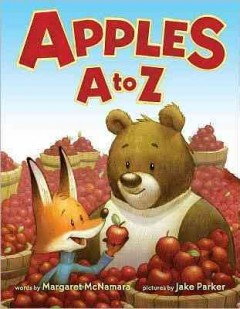 Apples A to Z cover image