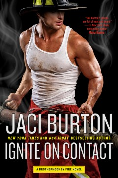 Ignite on contact cover image