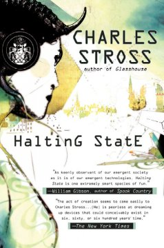 Halting state cover image