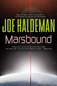 Marsbound cover image