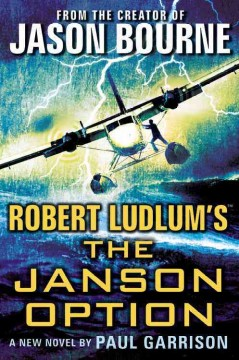Robert Ludlum's The Janson option cover image