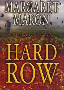 Hard row cover image