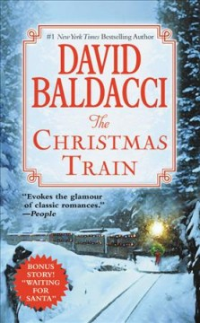 The Christmas train cover image