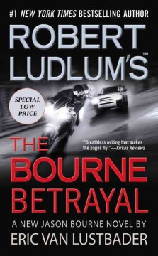 Robert Ludlum's The Bourne Betrayal cover image