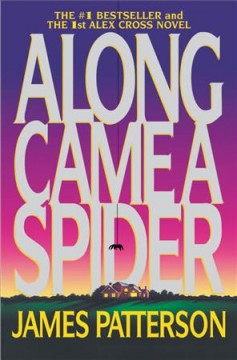 Along came a spider cover image