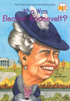 Who was Eleanor Roosevelt? cover image
