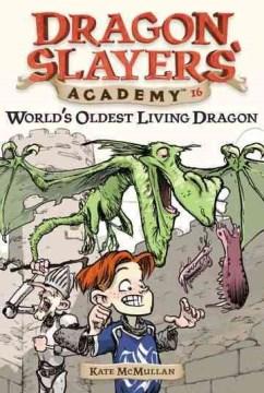 World's oldest living dragon cover image