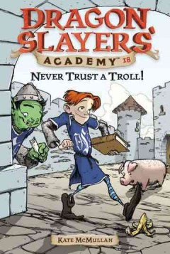 Never trust a troll! cover image