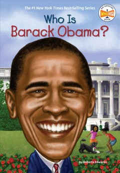 Who is Barack Obama? cover image