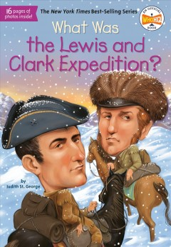 What was the Lewis and Clark Expedition? cover image