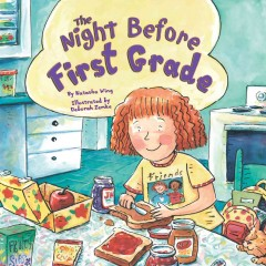 The night before first grade cover image