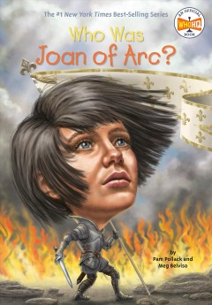 Who was Joan of Arc? cover image
