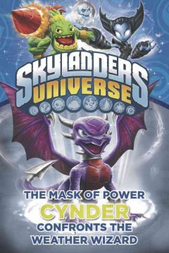 Cynder confronts the Weather Wizard cover image