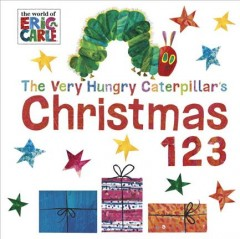 The very hungry caterpillar's Christmas 123 cover image