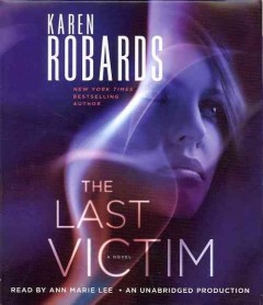 The last victim cover image