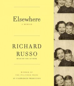 Elsewhere a memoir cover image