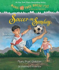 Soccer on Sunday cover image