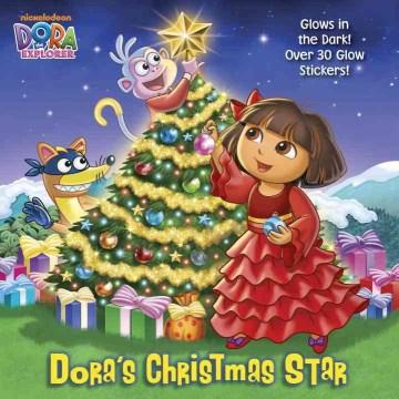 Dora's Christmas star cover image