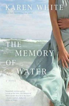 The memory of water cover image