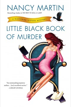 Little black book of murder : a Blackbird sisters mystery cover image