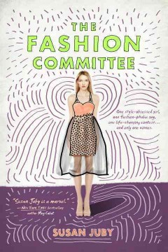 The fashion committee : a novel of art, crime and applied design cover image