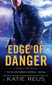 Edge of danger cover image