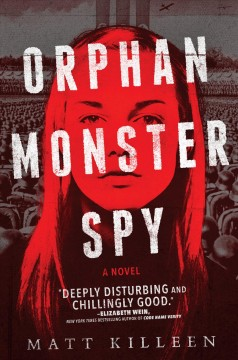 Orphan monster spy cover image