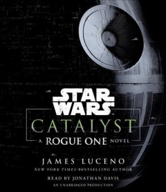 Catalyst a rogue one novel cover image