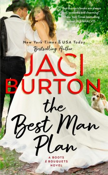 The best man plan cover image