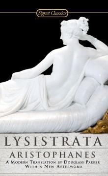 Lysistrata cover image