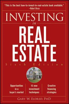 Investing in real estate cover image