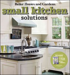 Small kitchen solutions cover image