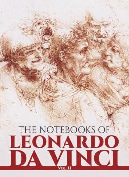 The notebooks of Leonardo da Vinci cover image