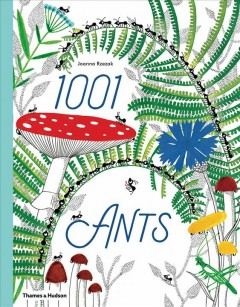 1001 ants cover image