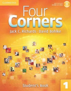 Four corners. 1, Student's book cover image