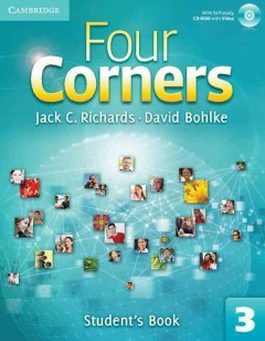 Four corners. 3, Student's book cover image