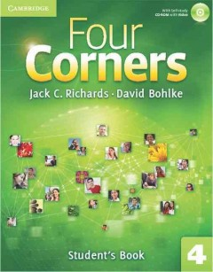 Four corners. 4, Student's book cover image