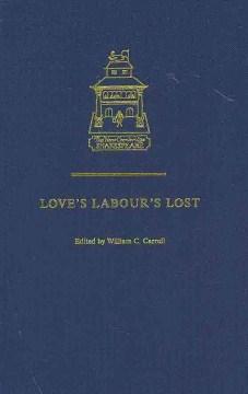 Love's labour's lost cover image